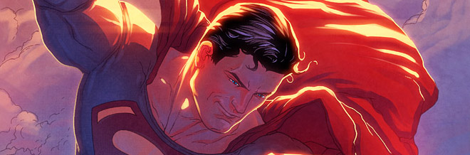 30 Awe-inspiring Collections of Superman Artworks