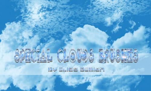 clouds brush free