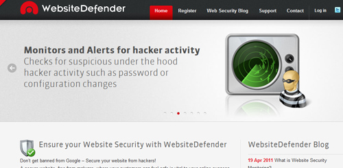 websitedefender