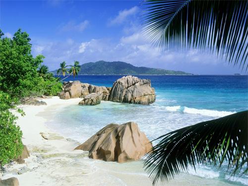 Anse Patate, La Digue, Seychelles