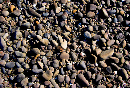 Eye-Catching Pebble Texture