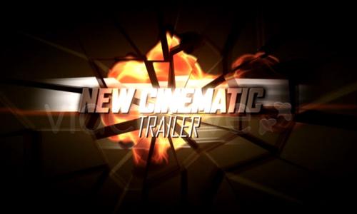 fiery trailer