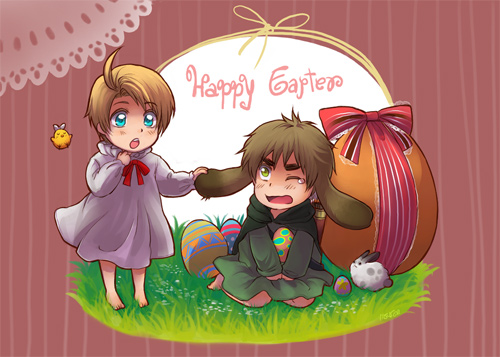 aph happy easter