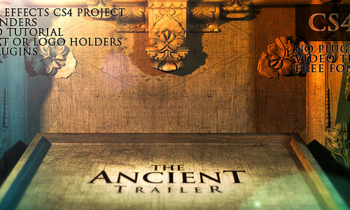 the ancient trailer