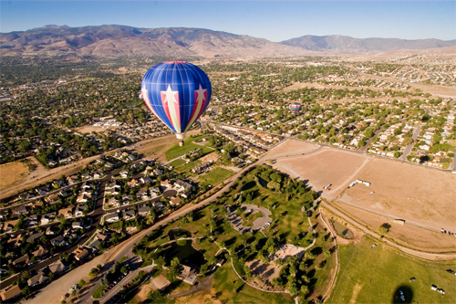 The 2008 Great Reno Balloon Race
