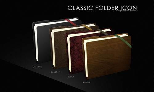 classic folder icon 12