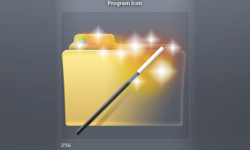 Icon Hide Folder XP