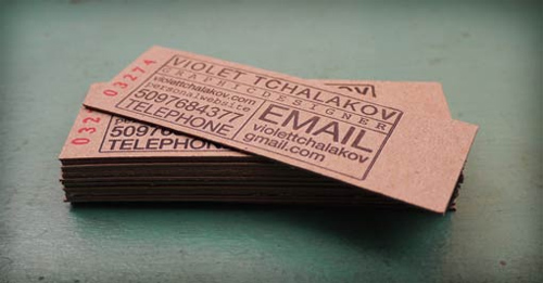 29 creative and durable wooden business cards naldz graphics chipboard letterpress colourmoves