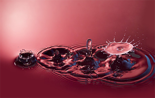 Water Drops high speed photography