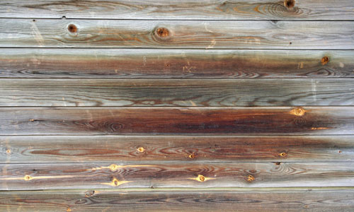 Perfect Close-Up On Wooden Plank Texture