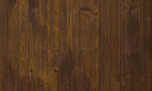 Scratched Wood Texture Closeup