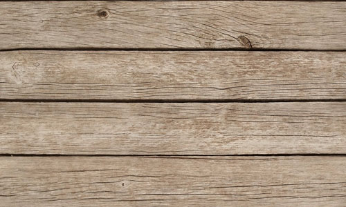 Smooth Grain on Wood Texture