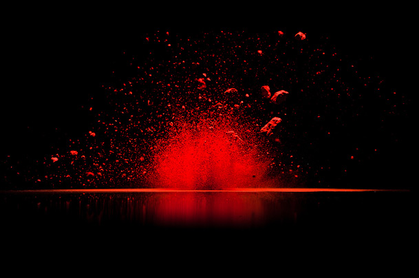 Burst high speed photography