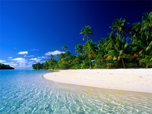 Translucent Waters, Cook Islands
