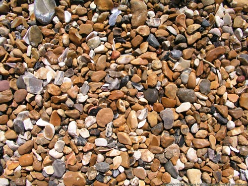 Attractive Pebble Texture