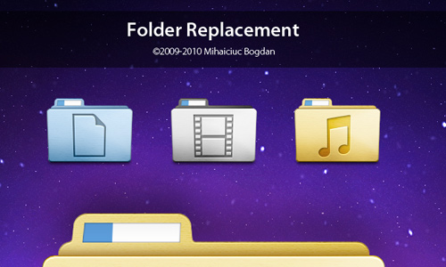 Folder Replacement