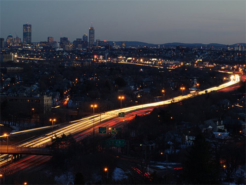 Long Exposure Boston. long exposure photography