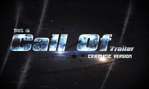 call of trailer