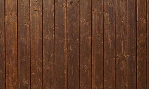 Smoothly Shining Wood Texture