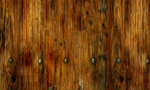 Imperfectly Painted Yet Amazing Wood Texture