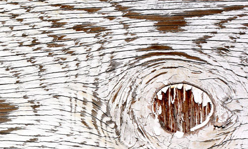 Old Wood Look on Texture