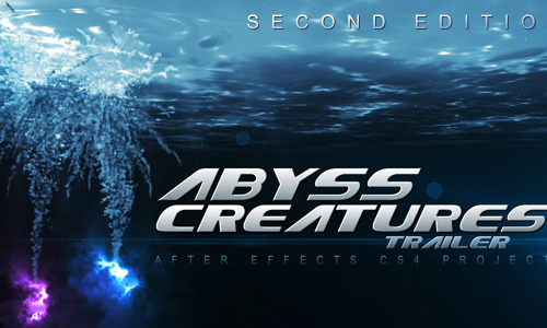 abyss creatures trailer