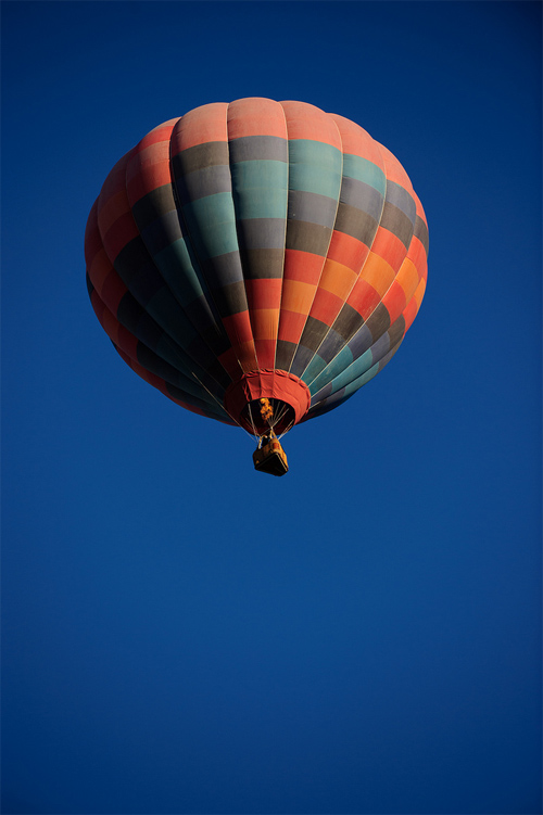 Hot Air Balloon, Paso Robles, CA