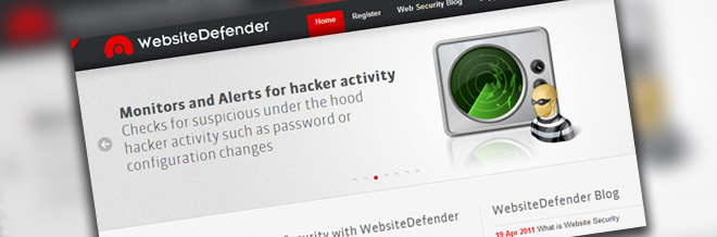 Secure your Websites with Website Defender