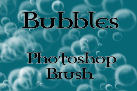Bubbles Brush for Photoshop
