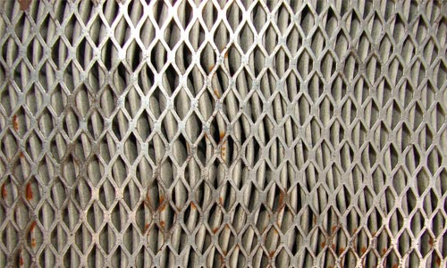 A Little Bit Rusty Metal Texture