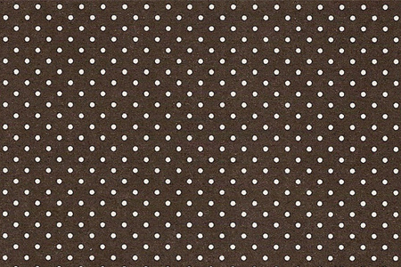 B+W Polka Dot Circle Pattern