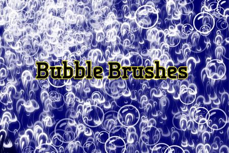 Bubble Brushes