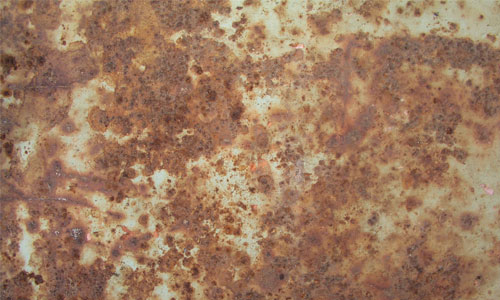 Amazing Rusted Metal Texture