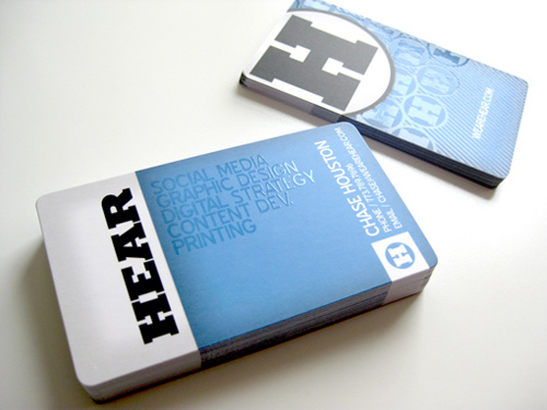 Hear Agency Cards