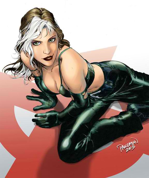 rogue unused cover