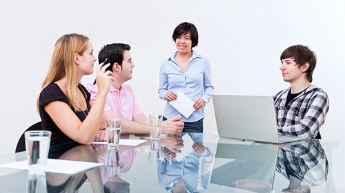 Network Building Skills