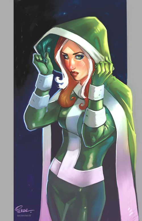 hooded rogue