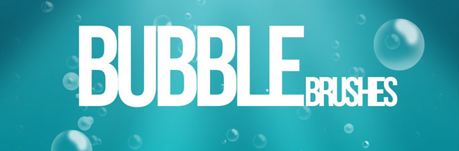 Compilation of Free Bubble Brushes for Photoshop