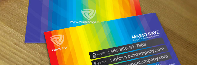 10 Tips in Designing Effective Business Cards