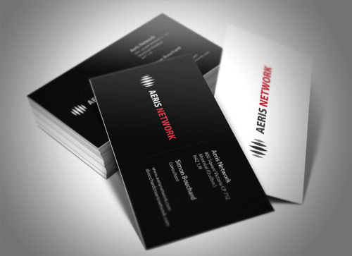 Neat and cool collection of black and white business cards naldz fairly nice business card colourmoves
