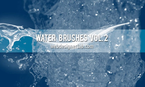 cool water brushes free