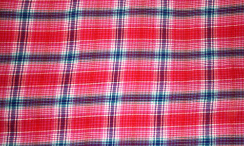 Undeniably Nice Plaid Fabric Texture