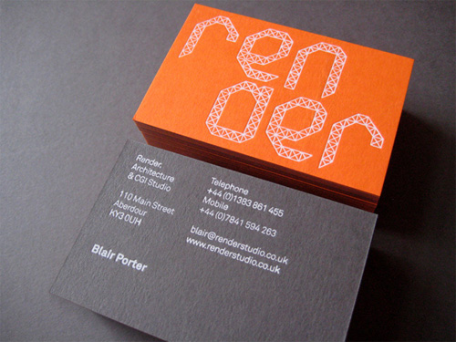 35 examples of typographic business card designs naldz graphics render colourmoves