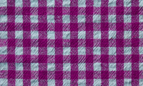 Colorful Plaid Fabric Textures