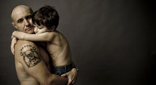 Very Fatherly Photo