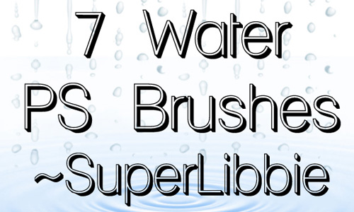 water PS brush