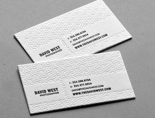 Simply Appealing Business Card