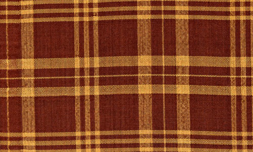 Nicely Laid Out Plaid Fabric Texture