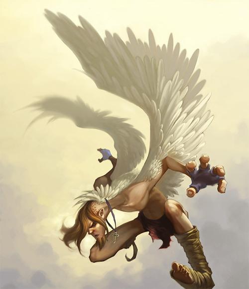 ikarus angel