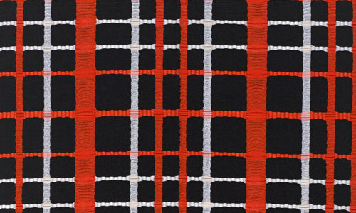Really Bright Plaid Fabric Texture